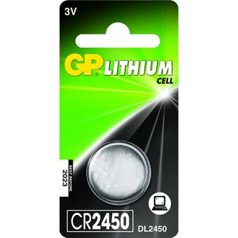 Knopf Batterie GP CR2450