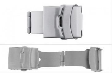 Schließung SL661 für leder Bänder 12,14,16,18,20 und 22mm