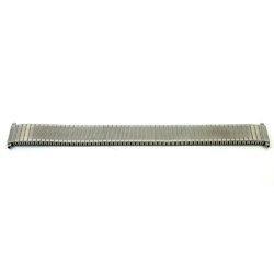 Uhrenarmband V53F Metall Silber 18mm
