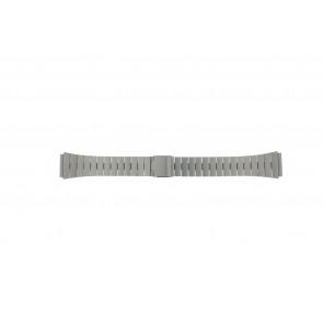 Uhrenarmband 41020-1-18 Metall Silber 18mm