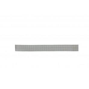 Uhrenarmband 551129-18 Metall Silber 18mm