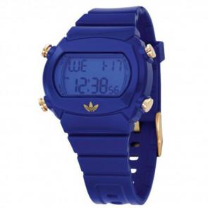 Uhrenarmband Adidas ADH1820 Kunststoff Blau