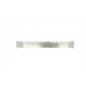 Uhrenarmband EC113 Metall Silber 18mm