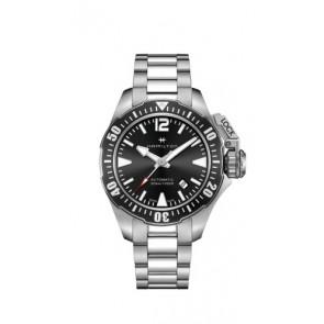 Uhrenarmband Hamilton H77605135 / H77705145 Stahl Rostfreier Stahl 20mm