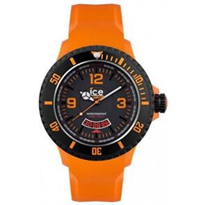 Uhrenarmband Ice Watch DI.OE.XB.R.11 Kautschuk Orange