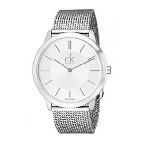 Uhrenarmband Calvin Klein K3M221 / K605000134 Stahl Rostfreier Stahl