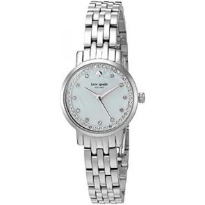 Kate Spade New York Uhrenarmband KSW1241 / MINI MONTEREY Metall Silber