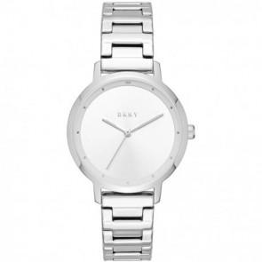 Uhrenarmband DKNY NY2635 Stahl Stahl 14mm