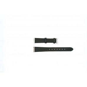 Rip Curl Uhrenarmband Brown Light Leder Braun 24mm + braunen nähte