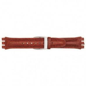 Uhrenarmband Swatch rot 19mm 07M