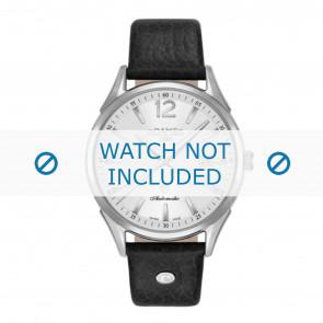 Roamer Uhrenarmband 550660-41-25-05 Leder Schwarz 18mm