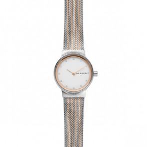 Uhrenarmband Skagen SKW2699 Stahl Zweifarbig 14mm