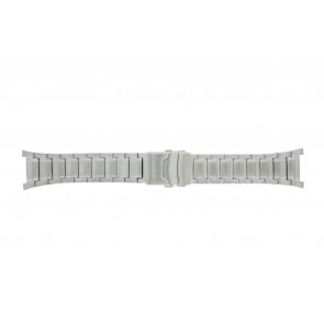 Prisma Uhrenarmband SPECST27 Metall Silber 27mm