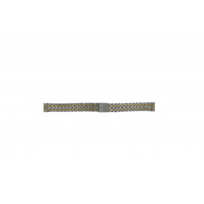 Morellato Uhrenarmband A02D01811090140099 Stahl Silber 9mm