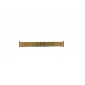 Morellato Uhrenarmband A02U01560020220099 Stahl Gold (Doublé) 22mm
