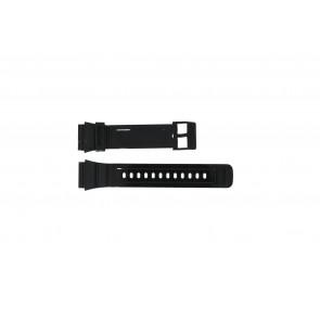 Adidas Uhrenarmband ADH6092 Kautschuk Schwarz 22mm