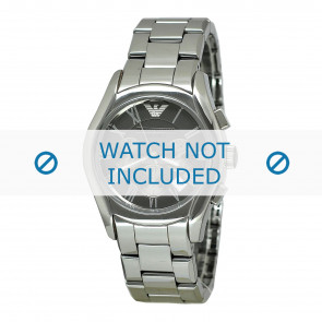 Armani Uhrenarmband AR1465 Keramik Grau 22mm