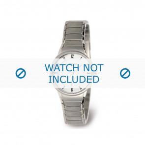 Boccia Uhrenarmband 3158-01 Titan Silber 14mm