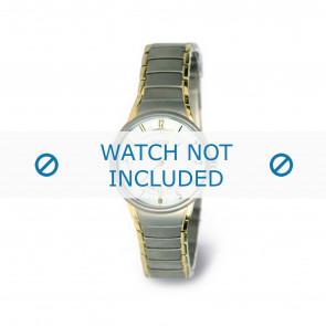 Boccia Uhrenarmband 3158-02 Titan Silber 15mm
