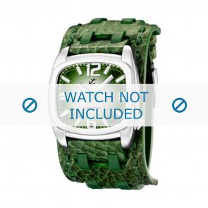 Calypso Uhrenarmband K5224/4 Leder Grün 26mm