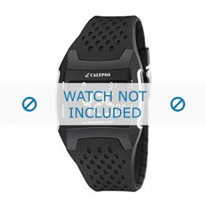 Calypso Uhrenarmband K5563 Kunststoff Schwarz