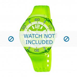 Calypso Uhrenarmband K5588/7  Kunststoff Grün