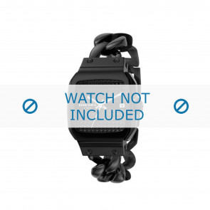 Diesel Uhrenarmband DZ5181 Metall Schwarz 23mm