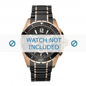 Guess Uhrenarmband GC55000G Keramik Schwarz