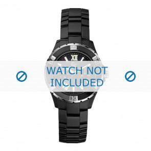 Guess Uhrenarmband X69002L2S / X69004L2S Keramik Schwarz