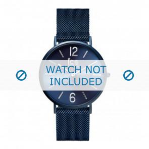 Ice Watch Uhrenarmband 012712 / 012713 Metall Blau 20mm