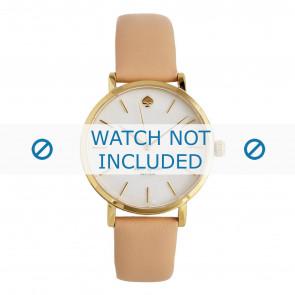 Kate Spade New York Uhrenarmband 1YRU0073 / MINI METRO Leder Rosa