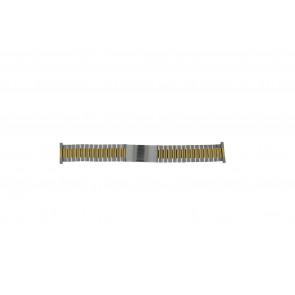Morellato Uhrenarmband  Stahl Silber 22mm