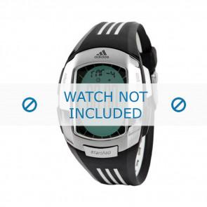 Adidas Uhrenarmband ADP1634 Silikon Schwarz 17mm