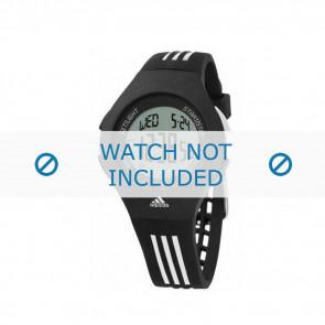 Adidas Uhrenarmband ADP6016 Gummi Schwarz 24mm