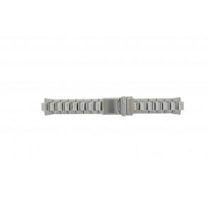 Pulsar Uhrenarmband PUL103P1 / 5M42 0L30 / 71J6ZG Metall Silber 10mm