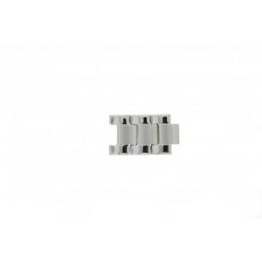 Fossil ES3202 Glieder Stahl Silber 18mm (3 Stück)