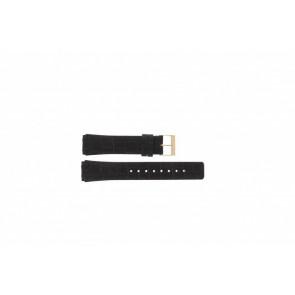 Skagen Uhrenarmband 331XLRLD / 331XLRLDO Leder Braun 19mm + braunen nähte