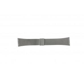 Skagen Uhrenarmband 696XLTTM Metall Silber 32mm