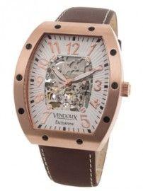 Vendoux Uhr automatische rosa LR 12912-02