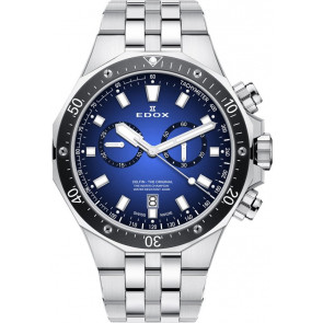 Uhrenarmband Edox 10109 3M BUIN Stahl Stahl