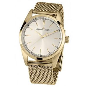 Jacques Lemans Uhrenarmband 1559C Metall Vergoldet 20mm