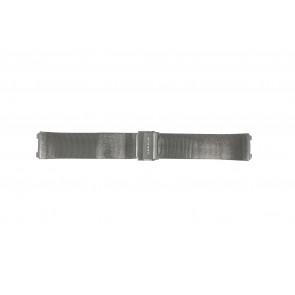 Uhrenarmband Skagen 233XLTTM Stahl Anthrazitgrau 20mm