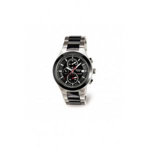 Uhrenarmband Boccia 3764-01 Stahl Stahl