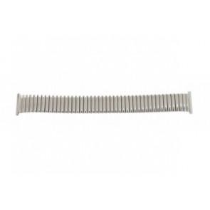 Tzevelion Uhrenarmband 382593 Rowi 18x22mm Metall Silber 22mm