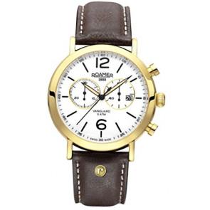Uhrenarmband Roamer 935951-48-24-09 Leder Braun