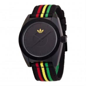 Uhrenarmband Adidas ADH2663 Nylon Mehrfarbig