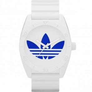 Uhrenarmband Adidas ADH2704 Kautschuk Weiss