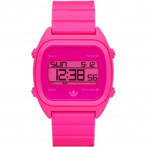 Uhrenarmband Adidas ADH2892 Kunststoff Rosa 22mm