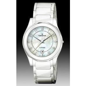 Uhrenarmband Candino C4352-2 Keramik Weiss