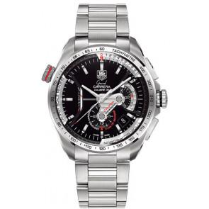 Uhrenarmband Tag Heuer CAV5115 / BA0902 Rostfreier Stahl Stahl